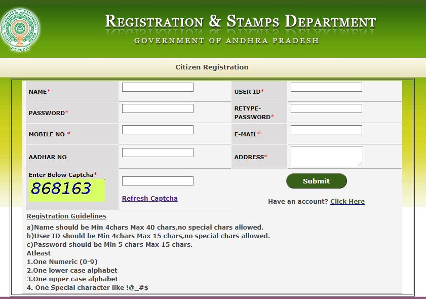 IGRS AP registration