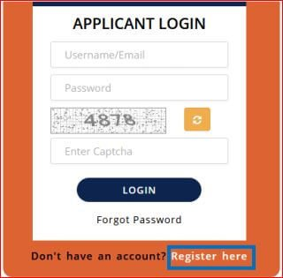 transgender application login