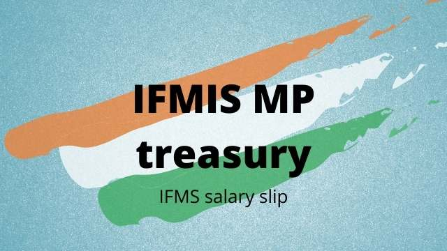 Read more about the article IFMIS MP treasury : IFMS salary slip 2021, MP employee pay slip